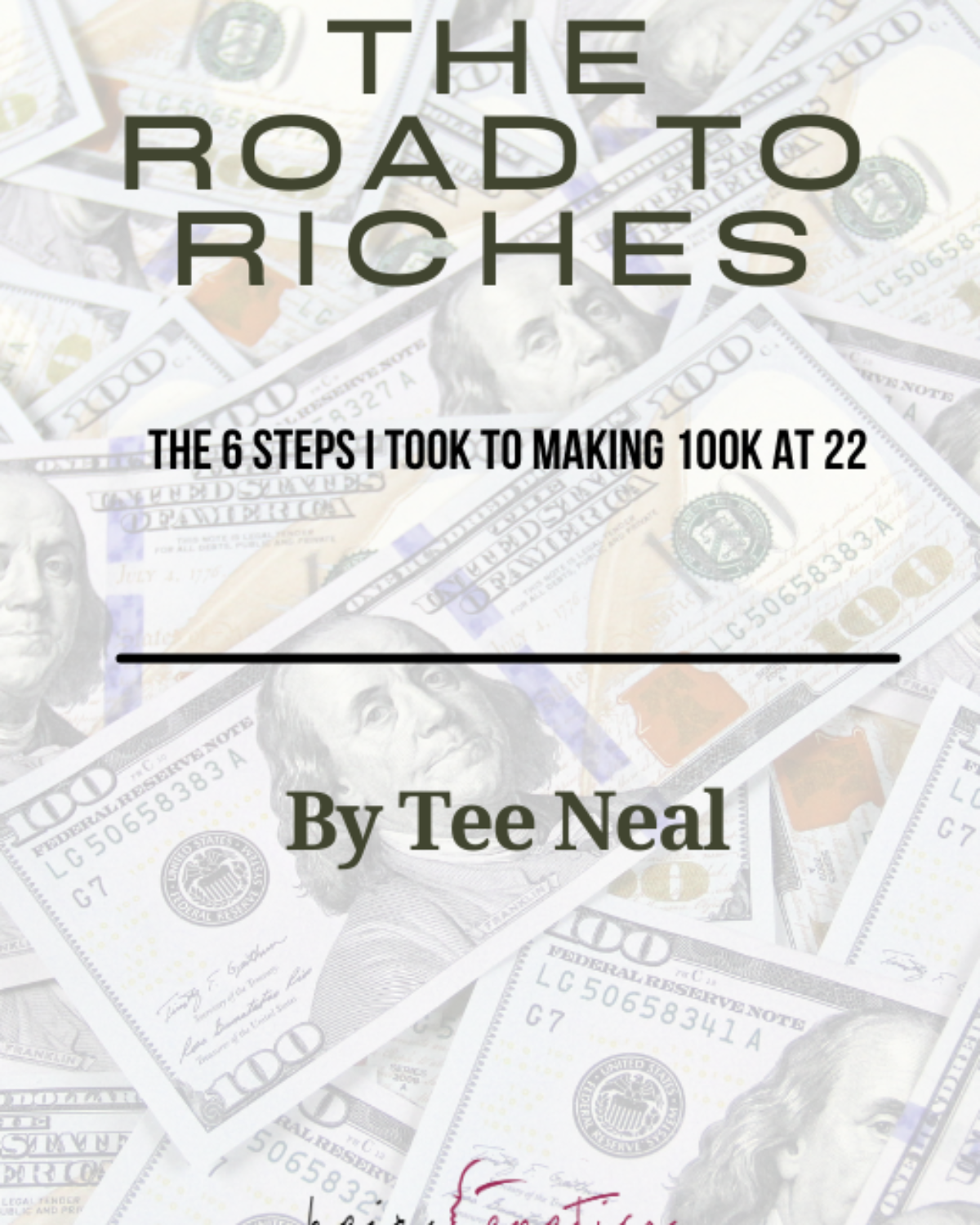 The Road to Riches EBook